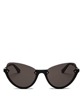 McQ Alexander McQueen - Women's Cat Eye Sunglasses, 56mm
