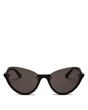 5a866a46a89 McQ Alexander McQueen - Women s Cat Eye Sunglasses