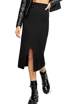 257d51c04e76a7 Women's Skirts: A Line, Full, Midi, Maxi & More - Bloomingdale's