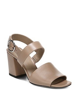 Via Spiga - Women's Evelyne Block Heel Sandals