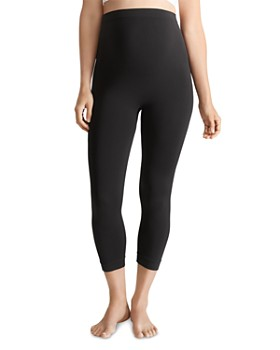 Ingrid & Isabel - Cropped Seamless Maternity Leggings