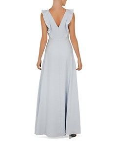Ted Baker - Tie the Knot Ardenia Waterfall Ruffle Gown