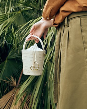 Cafuné - Mini Basket Bucket Bag