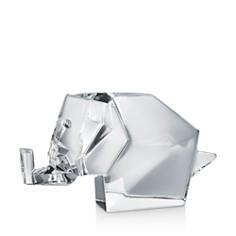 Baccarat - Origami Elephant