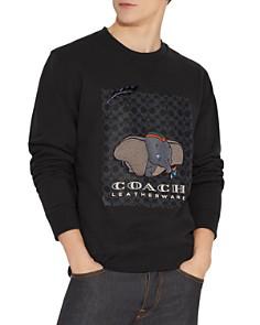 COACH - x Disney Dumbo Graphic Sweatshirt