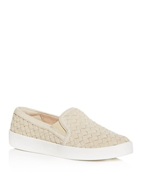 fd10654a4a3 Cole Haan - Women s GrandPro Woven Slip-On Sneakers ...