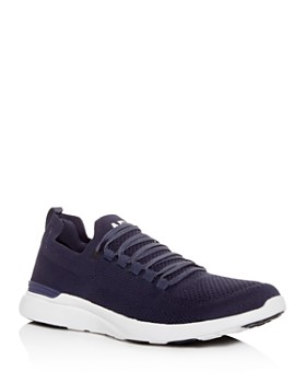APL Athletic Propulsion Labs - Men's TechLoom Breeze Knit Low-Top Sneakers