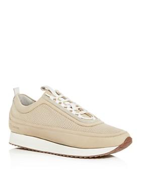 Grenson - Men's Sneaker 12 Nubuck Leather low-Top Sneakers