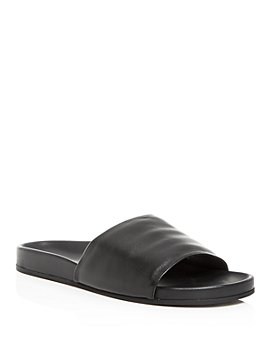 To Boot New York - Men's Apex Napa Leather Slide Sandals