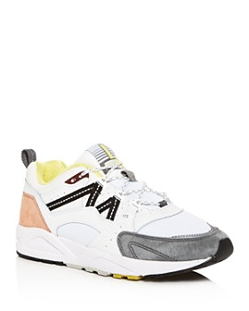 414e712b59c246 Karhu - Men's Fusion 2.0 Leather & Suede Low-Top Sneakers ...