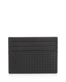 Salvatore Ferragamo - Mini Gancini Leather Card Case