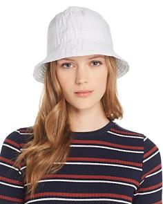 AQUA - Ribbon Bucket Hat - 100% Exclusive