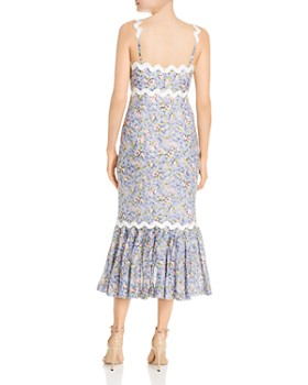 Alice McCall - Lady Floral Midi Dress