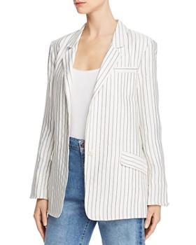 Joie - Darryl Striped Blazer