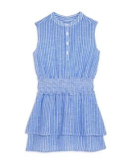 Rails - Girls' Jacey Linen Dress - Little Kid, Big Kid