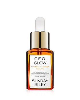 SUNDAY RILEY - C.E.O. Glow Vitamin C + Turmeric Face Oil 0.5 oz.