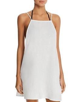 Onia - Daphne Linen Dress Swim Cover-Up