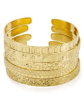 Area Stars - Ashton Bangle Bracelets, Set of 5