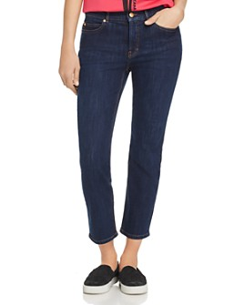 Escada Sport - High-Rise Skinny Jeans in Navy