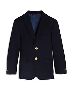 Michael Kors - Boys' Gold-Button Sport Coat, Big Kid - 100% Exclusive