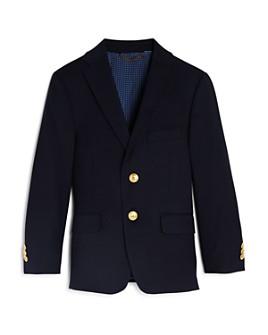 Michael Kors - Boys' Gold-Button Sport Coat, Big Kid - 100% Exclusive