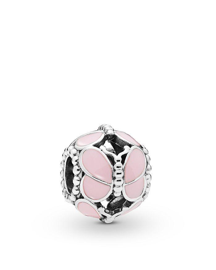 Pandora - Sterling Silver & Enamel Butterfly Charm