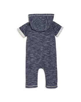 Miniclasix - Boys' Hooded Coverall - Baby