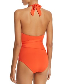 Onia - Elena Halter One Piece Swimsuit