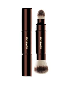 Hourglass - Retractable Double-Ended Complexion Brush