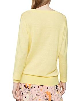 REISS - Vita V-Neck Sweater
