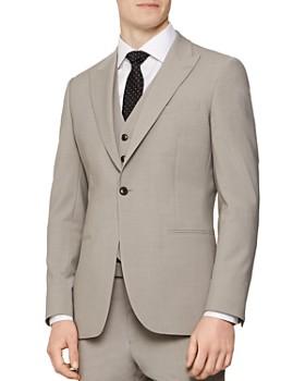 REISS - Wander Peak Core Plain Modern Fit Blazer