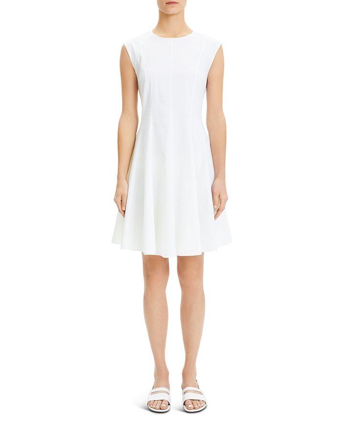 Theory - Peplum Dress