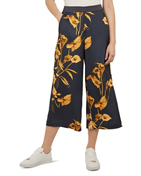 Ted Baker - Tilliaa Fantasia-Print Pants