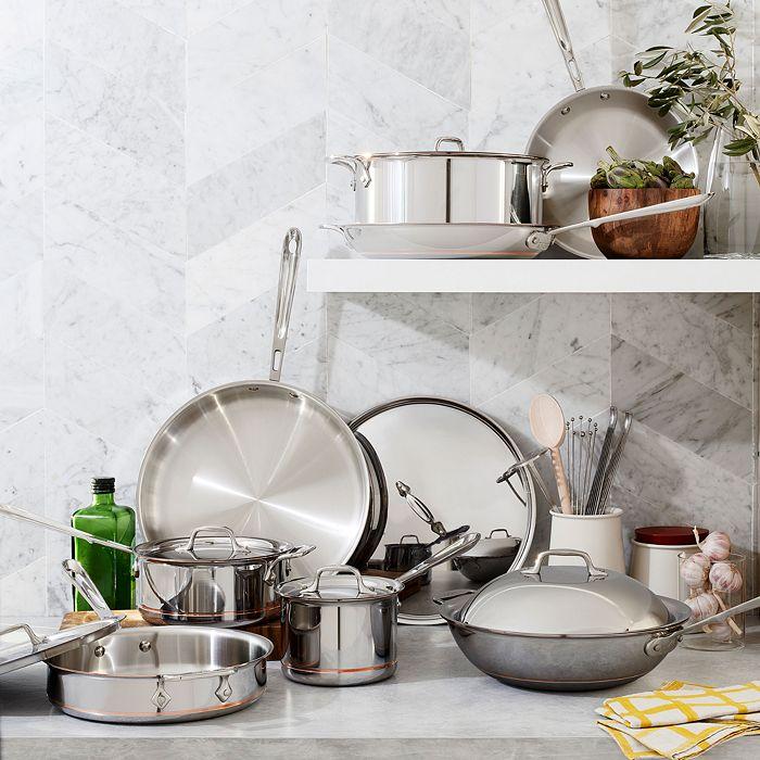 Copper Core 14-Piece Cookware Set