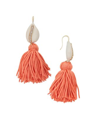 Tahiti Tassel Earrings by Baublebar