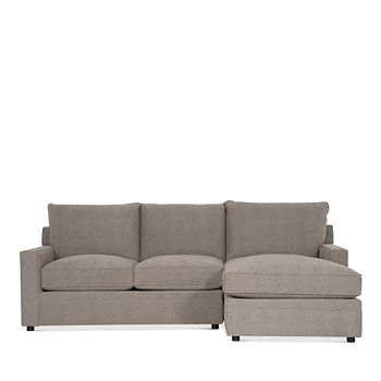 Bloomingdale's - Riley 2-Piece Sectional - Right Facing Chaise - 100% Exclusive
