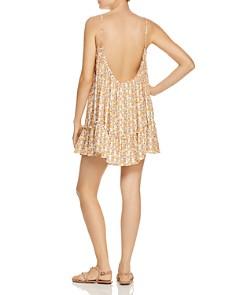 Paloma Blue - Faye Open-Back Dress