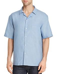 HUGO - Ericos Short-Sleeve Regular Fit Shirt