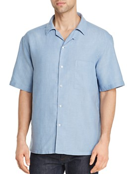 HUGO - Ericos Short-Sleeve Regular Fit Shirt
