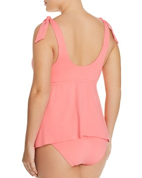 BECCA ETC by Rebecca Virtue - Color Code Side Tab Tankini Bottom