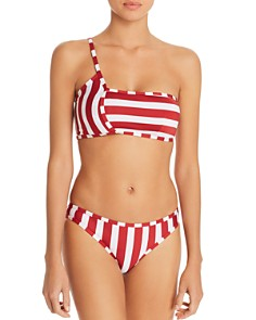 Mei L'ange - Jazmin Bikini Top & Audrey Low-Rise Triangle Bikini Bottom