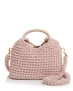 Elleme - Macrame Crochet Shoulder Bag