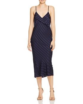 Michelle Mason - Silk Slip Dress