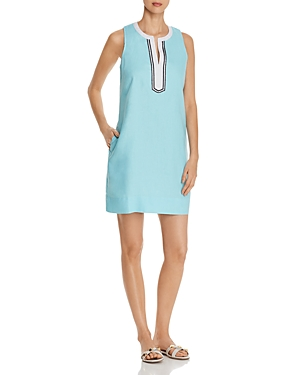 Tommy Bahama Two Palms Sleeveless Linen Dress-Women