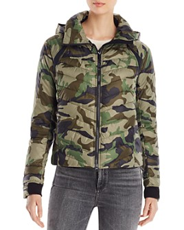 Canada Goose - Hybridge Base Camo-Print Down Jacket