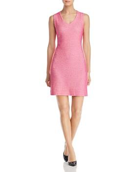 Misook - Textured Sheath Dress