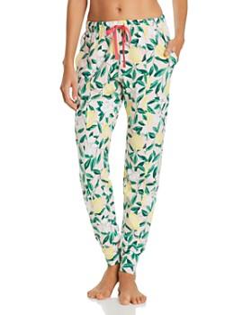 21bb8bbad761 Jane & Bleecker New York - Lemon-Print Jogger Pants ...