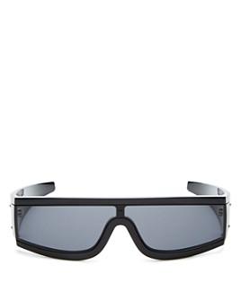 Valentino - Women's Shield Sunglasses, 140mm