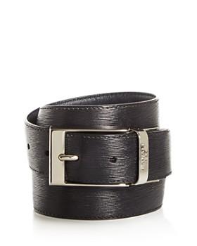 db8ca39b8d6f3 Canali - Reversible Leather Belt ...