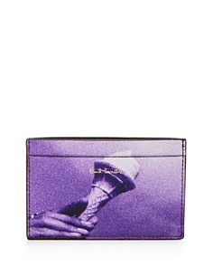 Paul Smith - Double Exposure Leather Card Case